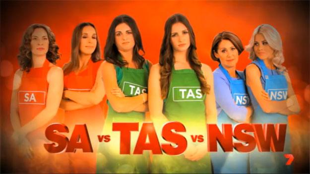 Bree and Jessica vs Thalia and Bianca vs Cathy and Anna elimination