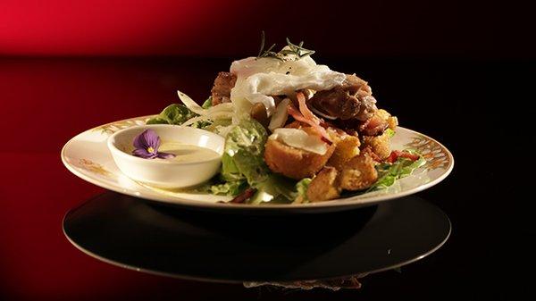 Cheryl and Matt's Chicken Caesar Salad Recipe