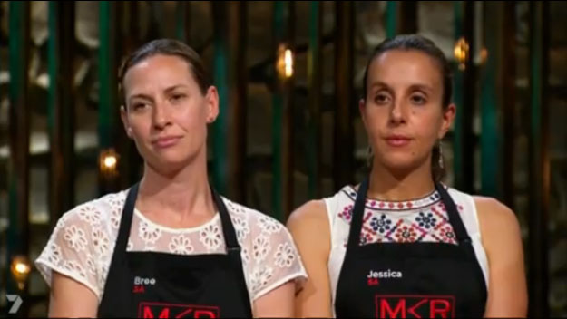 MKR Bree and Jessica