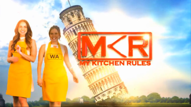 My Kitchen Rules Italian Challenge
