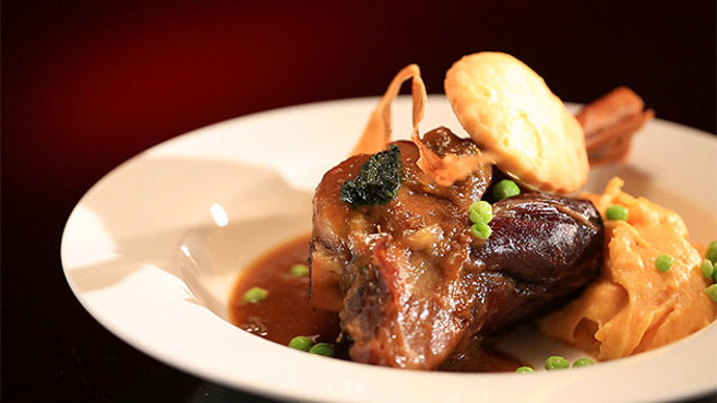 MKR Lamb Shank Recipe