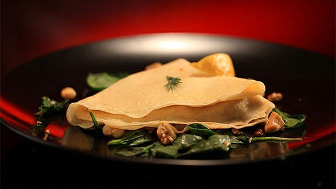 MKR Mushroom Crepe Recipe
