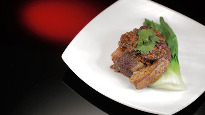 Eva & Debra Chinese Braised Beef Ribs Recipe.