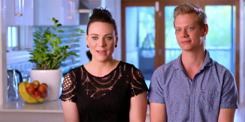 mkr contestant Amy and Tyson