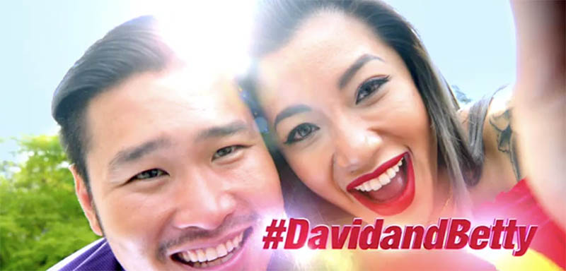 MKR Contestant David and Betty