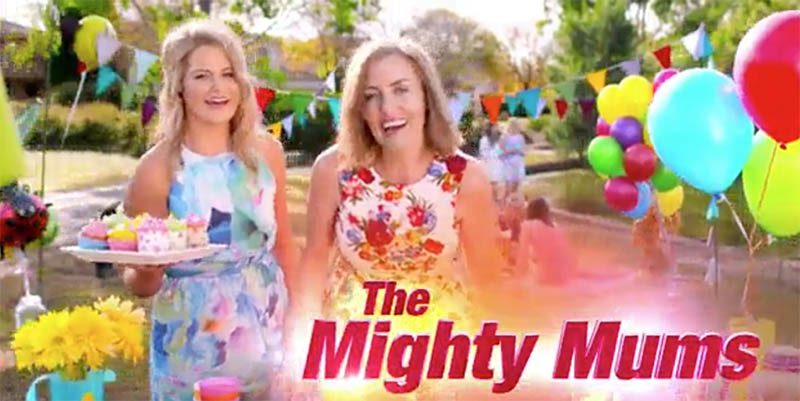 MKR Contestant Kelsey and Amanda