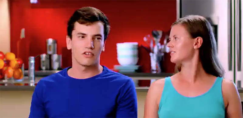 MKR Contestant Josh and Amy
