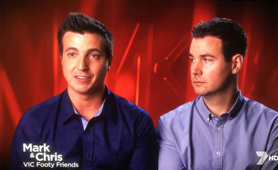 mkr elimination mark and chris vs caitie and demi